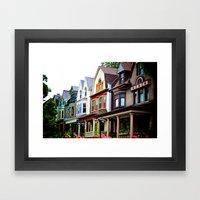 Saint Louis, USA Framed Art Print