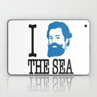 I __ The Sea Laptop & iPad Skin