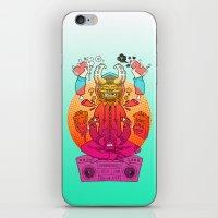 Killamari Yo iPhone & iPod Skin