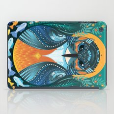 The Nesting Fisher King iPad Case