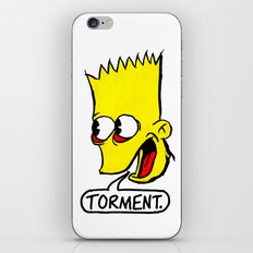 The Hell iPhone & iPod Skin