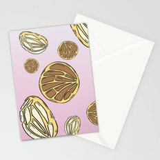 Conchas  Stationery Cards