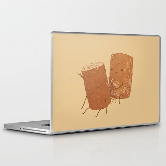 Loggy Modification Laptop & iPad Skin
