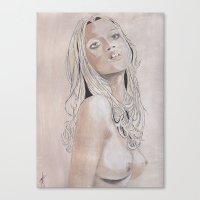 Arielle Canvas Print