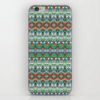 Tapestry 2 Tile iPhone & iPod Skin