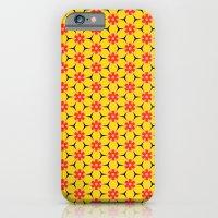 Vandenbosch Yellow iPhone 6 Slim Case