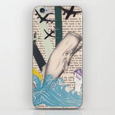 war of the worlds iPhone & iPod Skin