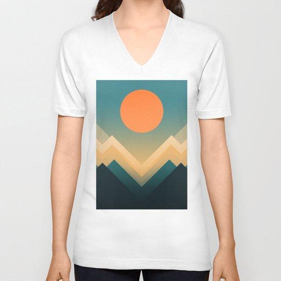 Inca V-neck T-shirt