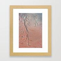 Beach Art Monster Framed Art Print