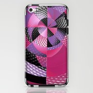 Spin The Bottle iPhone & iPod Skin