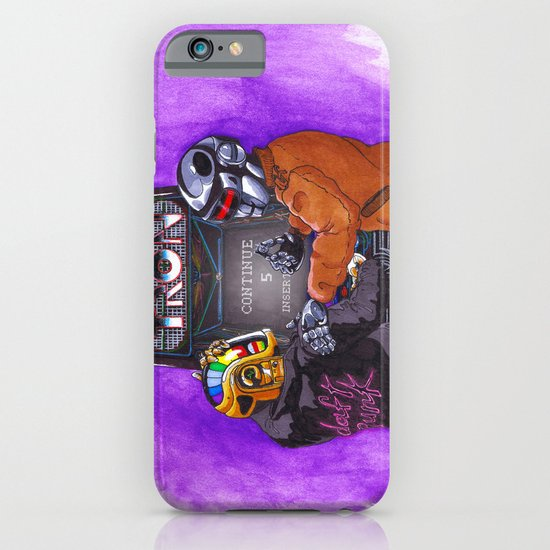 """Continue?"" by Cap Blackard iPhone & iPod Case"