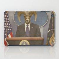 President Ram iPad Case