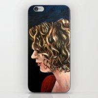 Morgan iPhone & iPod Skin