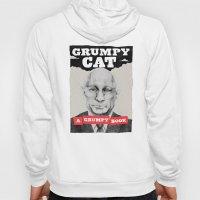 GRUMPY AS THE CAT  Hoody
