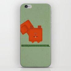 Squarrel iPhone & iPod Skin