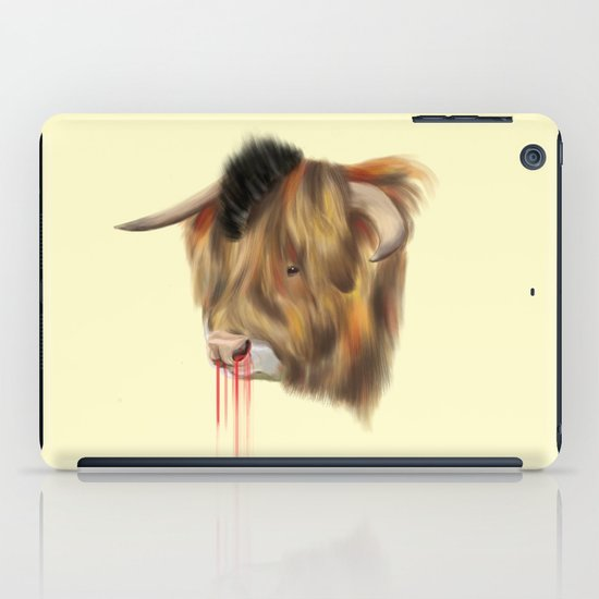 The Bull iPad Case