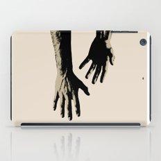 echando raíces iPad Case
