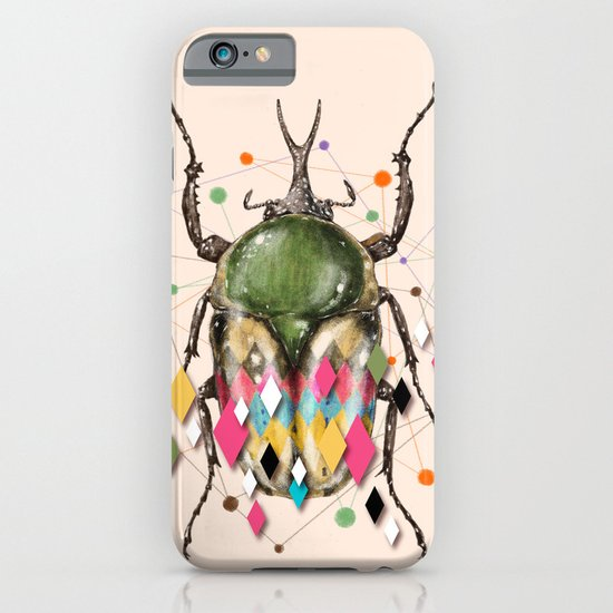 Insect VII iPhone & iPod Case