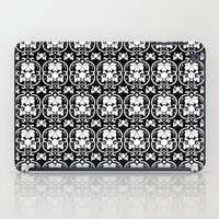 Winged Floral iPad Case