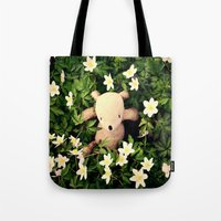 Yeah, Spring Flowers Tote Bag