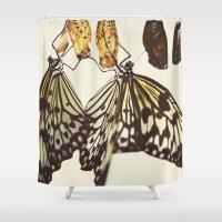 Chrysalis Shower Curtain