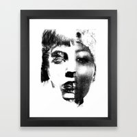 S/HE #1 Framed Art Print