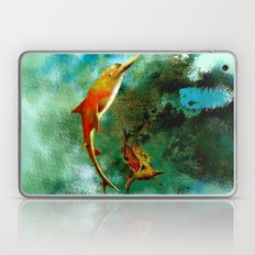 delphin Laptop & iPad Skin