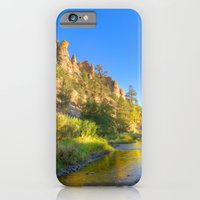 River And Cliffs iPhone 6 Slim Case