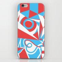 Crystal Landscape iPhone & iPod Skin