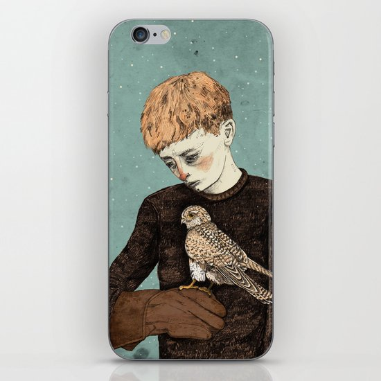 Kes  iPhone & iPod Skin