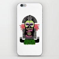 cudak egzotyczny #1 iPhone & iPod Skin