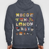 Child Of The 90s Alphabe… Hoody