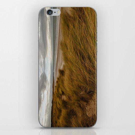 Bamburgh Beach iPhone & iPod Skin