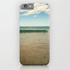 clear ocean water iPhone 6 Slim Case