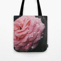 Pink Tears  Tote Bag