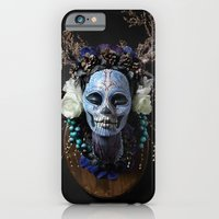 Winter Muertita Front iPhone 6 Slim Case