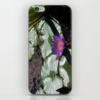Lily Pad Accessories iPhone & iPod Skin
