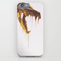 Painted Skull Gold iPhone 6s Slim Case