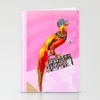 >>BOOMBOXBYRD Stationery Cards