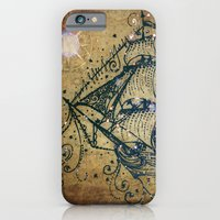 The Great Sky Ship iPhone 6 Slim Case