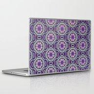 Purple Delight Laptop & iPad Skin
