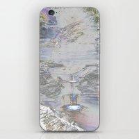 Chromascape 9 (Watkins G… iPhone & iPod Skin