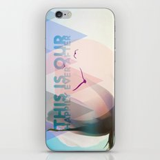 THIS IS OUR HAPPILY EVER AFTER iPhone & iPod Skin