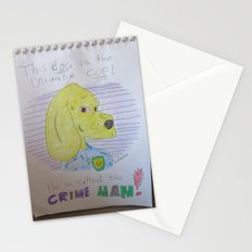 Bootleg Series: Crime Man Stationery Cards