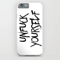 Unfuck Yourself iPhone 6 Slim Case
