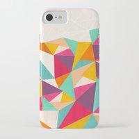 diamond iPhone & iPod Cases featuring Diamond by Kakel