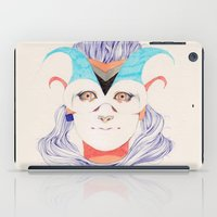 Hair Play 03 iPad Case