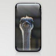 You Talking To Me?? iPhone & iPod Skin