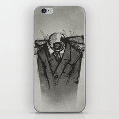 Wraith I. iPhone & iPod Skin