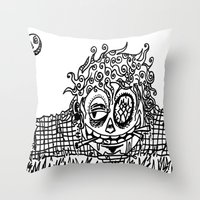 I feel Great Throw Pillow